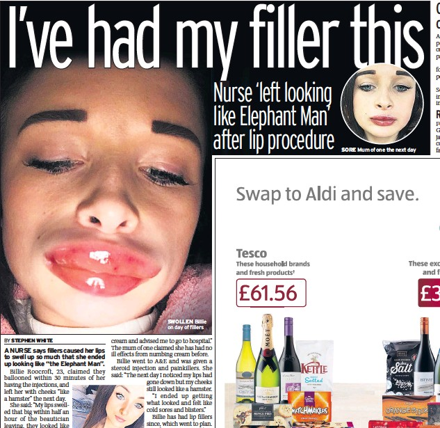 PressReader - Daily Mirror: 2018-12-08 - I've had my filler this