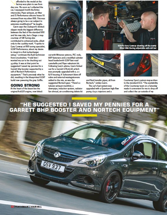 PressReader - Performance Vauxhall: 2018-11-01 - JOIN THE CLUB