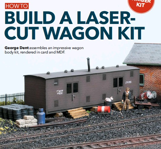 PressReader - Model Rail (UK): 2019-08-01 - Build a laser
