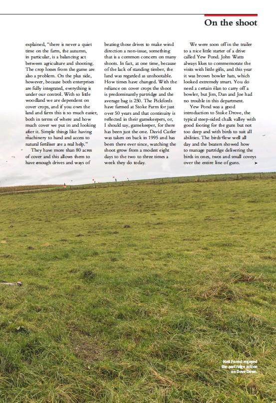 PressReader - Shooting Gazette: 2018-06-01 - stoke Drove, Wiltshire