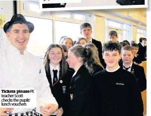 Mclaren High School >> Pressreader Stirling Observer 2017 12 15 Different Kind