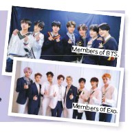 PressReader - Gulf News: 2018-07-09 - BTS and Exo songs head
