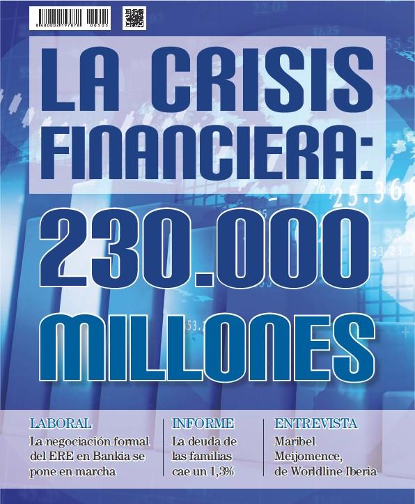 LA CRISIS FINANCIERA: 230.000 MILLONES