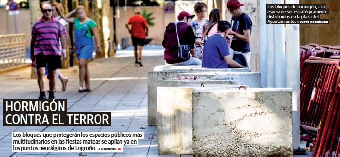 HORMIGÓN CONTRA EL TERROR