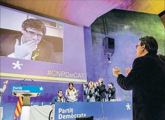 ERC RECLAMA REALISME ALS INDEPENDENTISTES