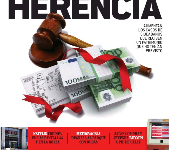 DE REPENTE, UNA HERENCIA
