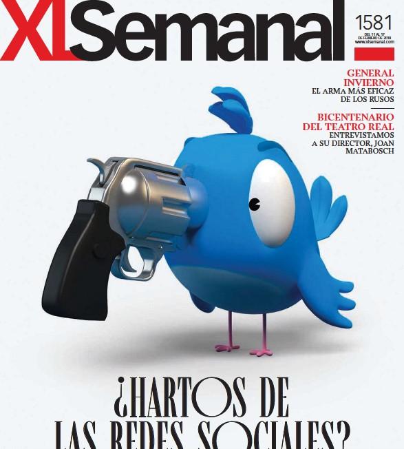 HARTOS DE LAS REDES SOCIALES