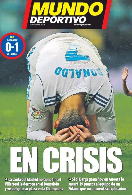 EN CRISIS