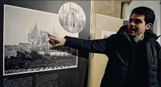UNA EXPOSICIÓN EN PALAT DEL REY PONE AL DESCUBIERTO GRANDES SECRETOS DE LA CATEDRAL
